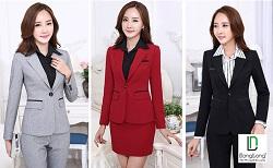 10 mẫu vest công sở đẹp nhất giúp quý cô luôn tỏa sáng