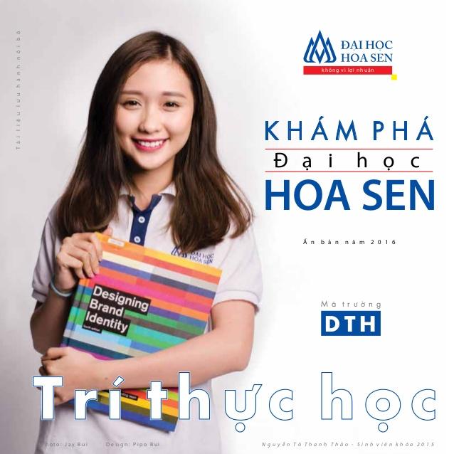 Đồng phục Trường Đại học Hoa Sen