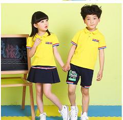 Đồng phục thể thao – Thiết kế ấn tượng nào cho học sinh tiểu học