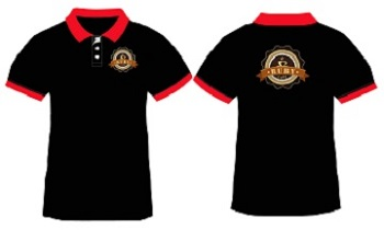 In logo trên áo đẹp, những vị trí nên in trên đồng phục