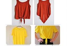 Hô biến  dễ dàng quần áo cũ thành đồ mới cực sành điệu giúp nàng tỏa sáng - Cách F5 lại quần áo cũ cực chất.