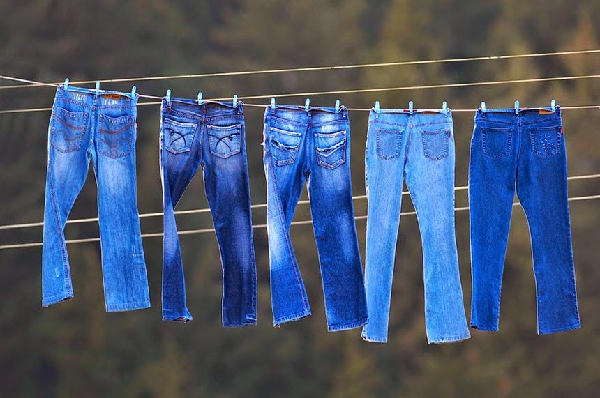 Cẩm nang bảo quản quần Jeans luôn đẹp như mới