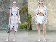 Chanel Xuân- hè 2018: Nét chấm phá vĩ đại khi thời trang về với thiên nhiên.