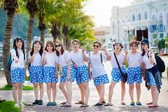 Đồng phục du lich - Đồng Phục Du Lịch Dịp Hè Giá Rẻ Tại Thành Phố Hồ Chí Minh