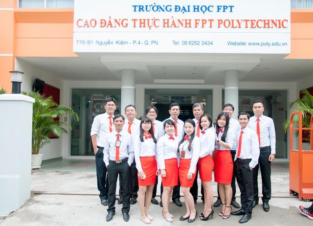 Đồng phục trường Đại học FPT Polytechnic