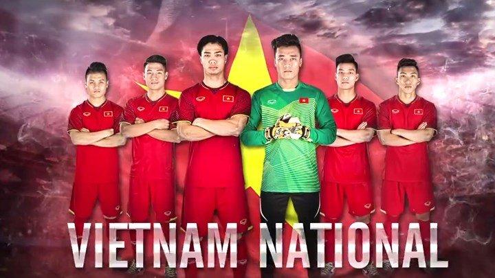 Màu áo đấu làm nên lịch sử bóng đá Việt Nam tại Asiad