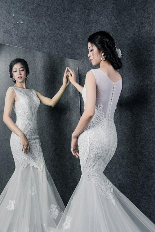 Phong cách váy cưới