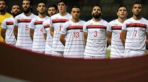 Syria Và Màu Áo Thi Đấu Mang Tên Dân Tộc