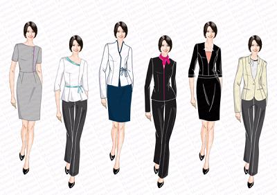 Xu hướng những mẫu đồng phục đầy hứa hẹn cho năm 2019