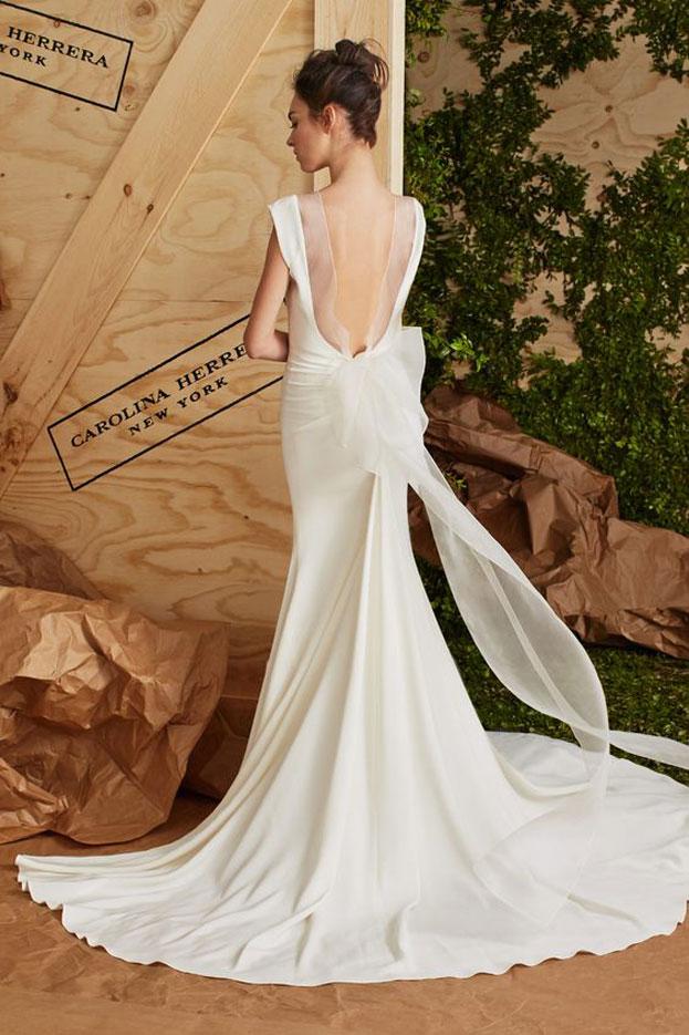 Xu hướng váy cưới phong cách vintage dành cho cô dâu